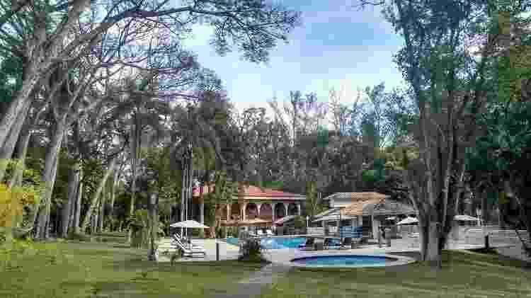 Hotel & Golfe Clube dos 500, em Guaratinguetá - Divulgação