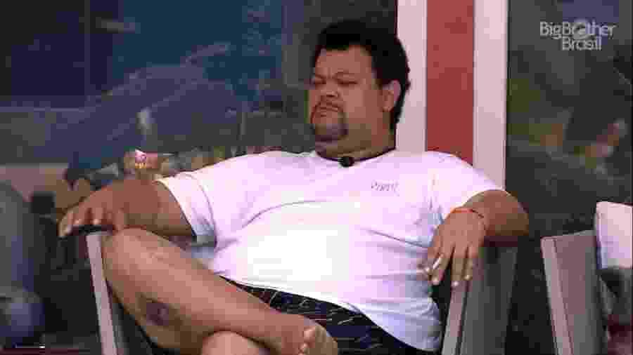 Babu na varanda do BBB 20 - Reprodução/Globoplay