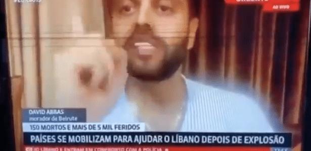 Sobrevivente de explosão no Líbano pede demissão de Leco do São Paulo