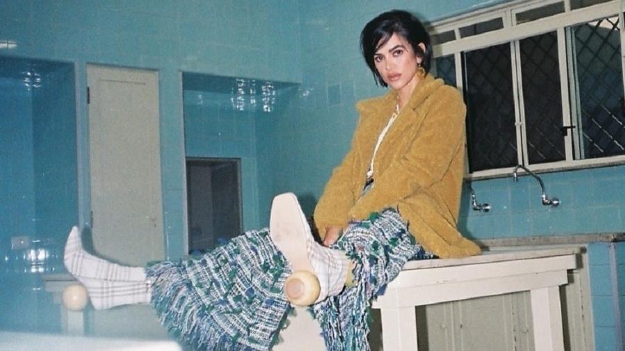 Manu Gavassi escreveu um texto para edição da revista Glamour - Reprodução/Instagram
