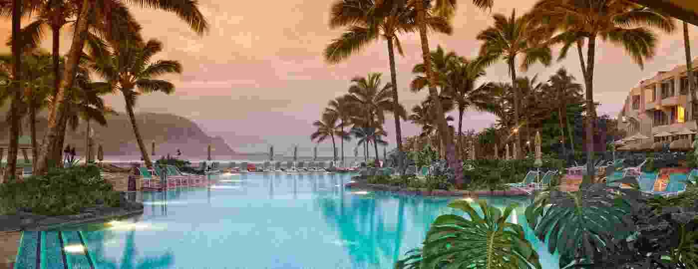 """Chamados de """"resorts-bolha"""", eles permitiram saída do quarto e circulação em áreas delimitadas durante a quarentena - Getty Images"""