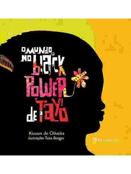 O mundo no black power de Tayo - Divulgação - Divulgação