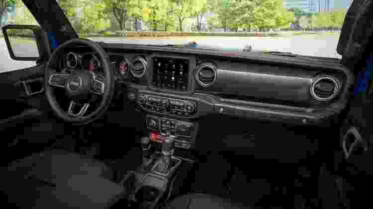 Jeep Wrangler Rubicon 392 - Divulgação/Jeep - Divulgação/Jeep