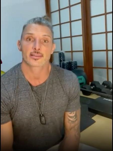 A Fazenda 2020: Juliano Ceglia comenta atitude de Jojo Todynho no amigo secreto - Reprodução/Instagram