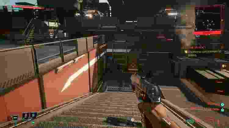 Cyberpunk pet 03 - Gabriel Magalhães/GameHall - Gabriel Magalhães/GameHall