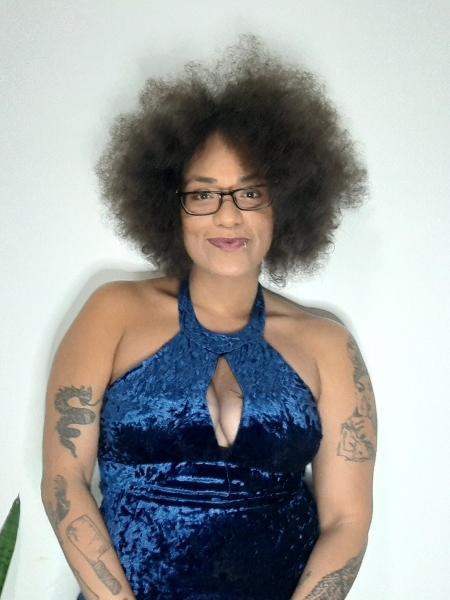 Taisa Machado, criadora do Afrofunk, fala sobre funk em documentário de Anitta, na Netflix - Arquivo pessoal