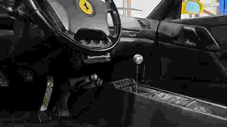 Anderson Dick ferrari F355 Spider 1998 - Arquivo pessoal - Arquivo pessoal