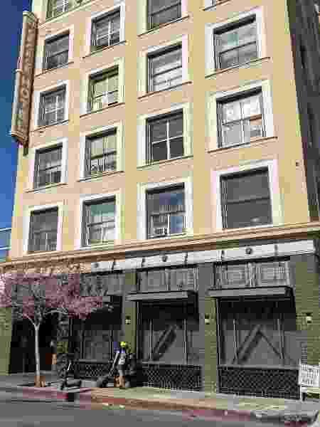 St. George Hotel, em Los Angeles - Fernanda Ezabella - Fernanda Ezabella