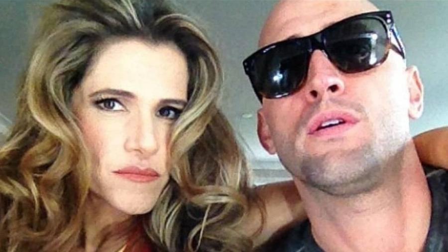 Ingrid Guimarães e Paulo Gustavo - Reprodução/Instagram @ingridguimaraesoficial