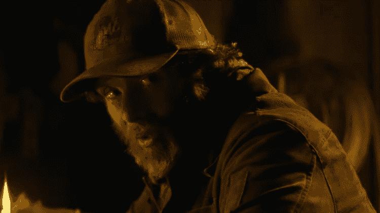 Cillian Murphy em cena de 'Um Lugar Silencioso - Parte 2' - Reprodução/YouTube - Reprodução/YouTube
