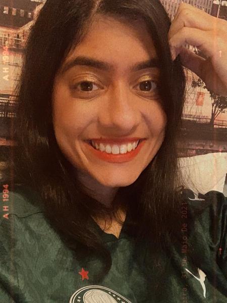"""Marcella considera que foi """"talaricada"""" pela melhor amiga - Arquivo pessoal"""