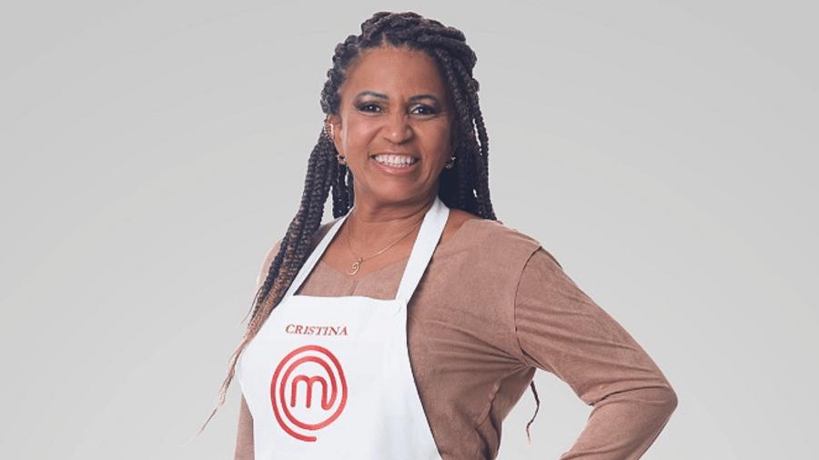 """Cristina, participante do """"MasterChef"""" - Divulgação/Band"""