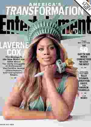 Reprodução/Entertainment Weekly