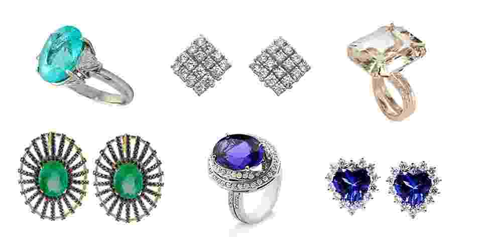Algumas joias são tão pequenas que não passam do tamanho de uma moeda de R$ 1 e, ao contrário da dimensão, os preços são enormes e chegam a milhares de reais. A seguir, veja 12 joias minúsculas com preços gigantes - Divulgação