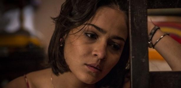 """A atriz Giullia Buscacio é Olívia em """"Velho Chico"""" - Reprodução/TV Globo"""