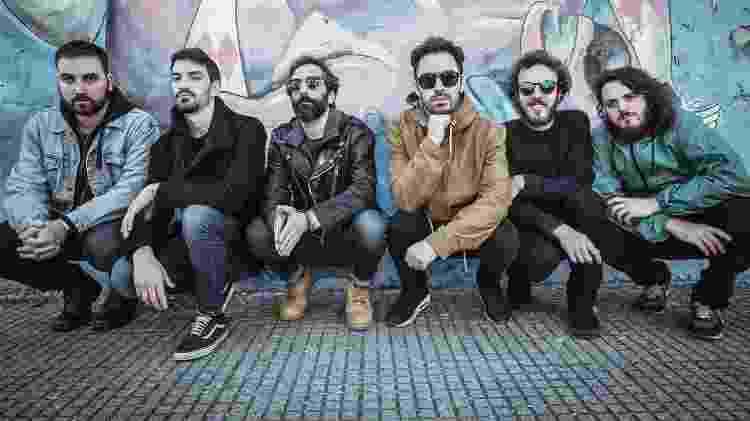 Banda argentina de rock instrumental Morbo Y Mambo comemora 10 anos de carreira no Rec-Beat - Divulgação - Divulgação