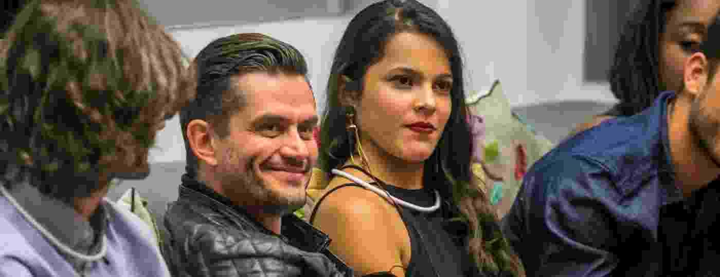 De queridinha da casa, Emily vira jogadora dissimulada e já se rende aos charmes do doctor Marcos - Paulo Belote/Divulgação/TV Globo