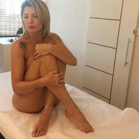 Antonia Fontennelle postou foto sem roupa depois de tratamento estético - Reprodução/Instagram/ladyfontenelle