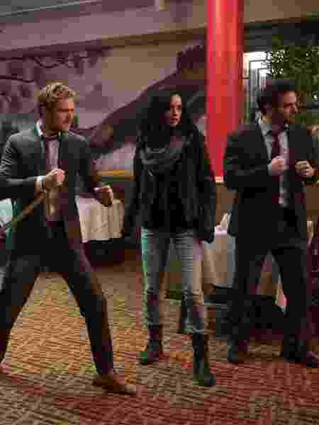 """""""Os Defensores"""" é a próxima série da Netflix a estrear, nesta sexta-feira  - Divulgação/Netflix"""
