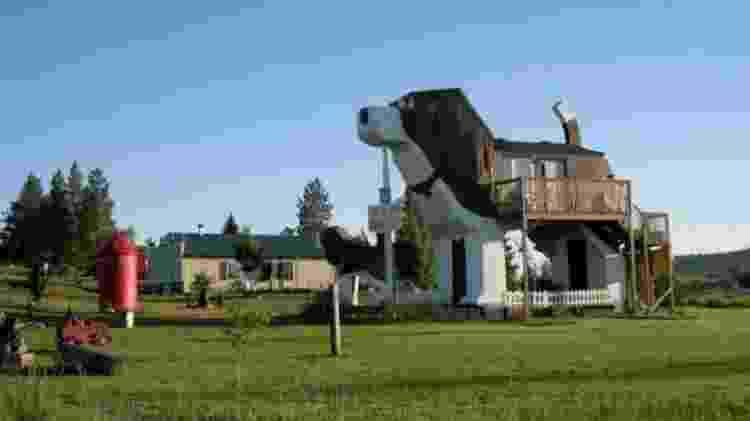 Dog Bark Park Inn_Airbnb