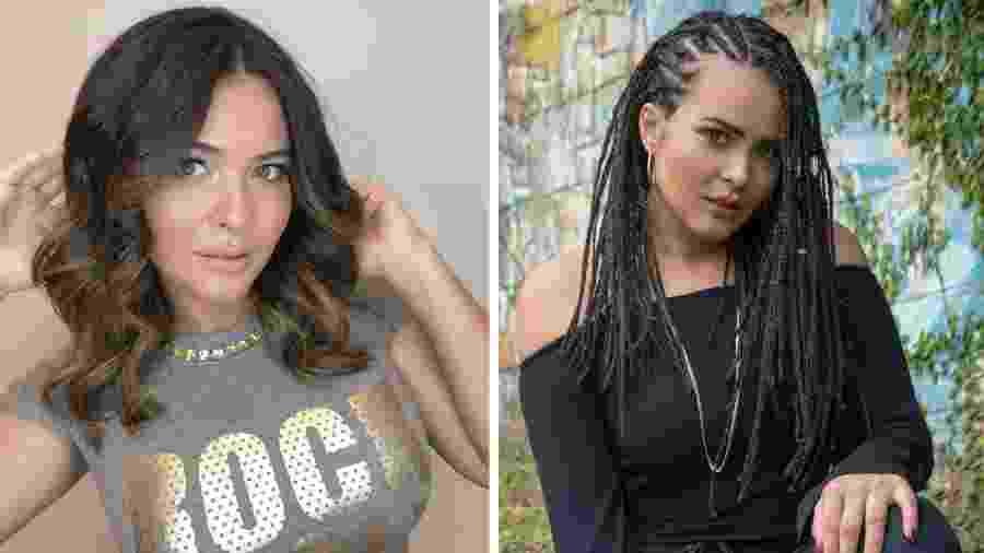 O antes e depois de Geisy Arruda - Reprodução/Instagram | Cauê Garcia/CG1 Comunicação/Divulgação
