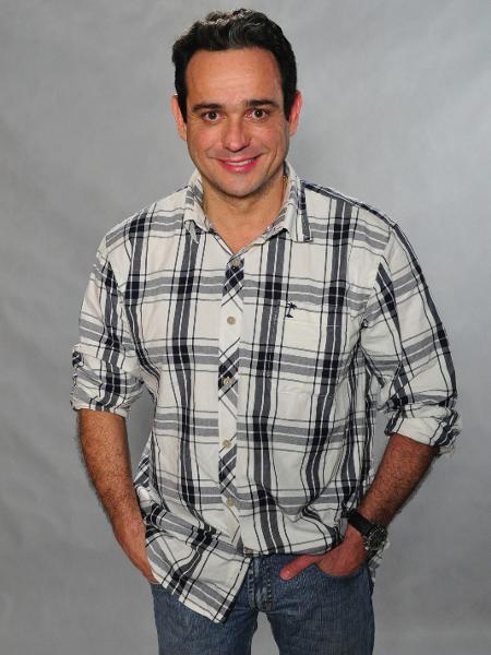 O ator Hugo Gross - Estevam Avellar/Globo