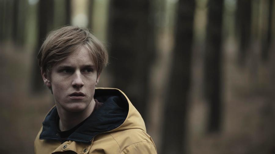 """Cena da primeira temporada da série """"Dark"""" - Reprodução"""