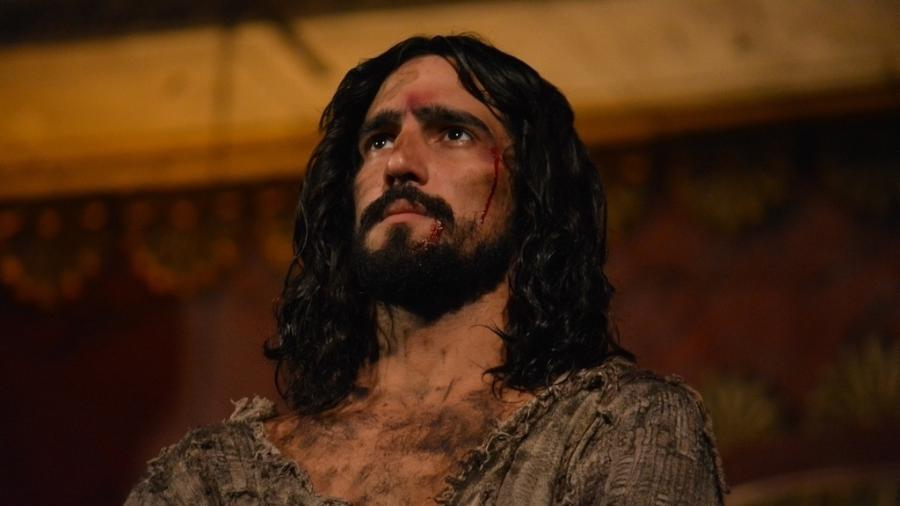 Renato Goes em Paixão de Cristo - Felipe Souto Maior/Divulgação