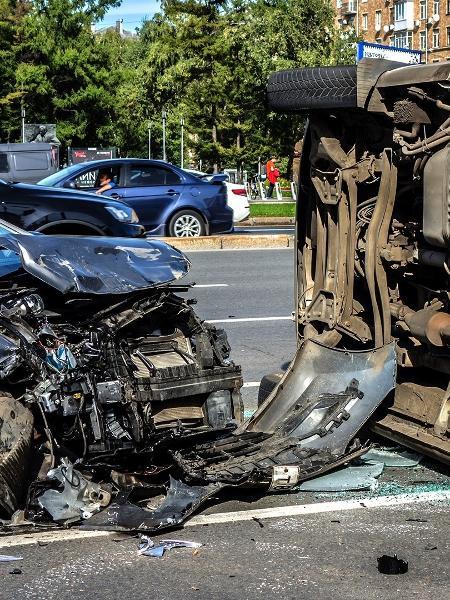 Acidentes de trânsito causam 5 mortes por hora no Brasil - Getty Images