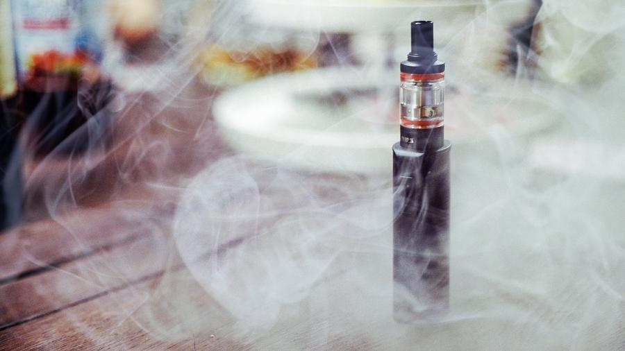 Cigarro eletrônico - iStock