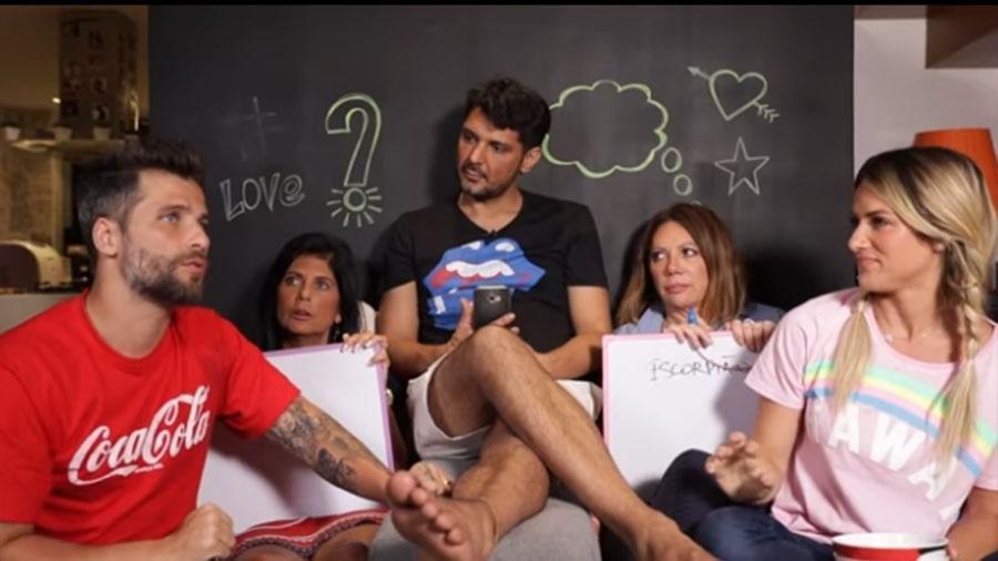 Mães de Gagliasso e Giovanna Ewbank participam do jogo no canal do Youtube na apresentadora - Reprodução/Youtube