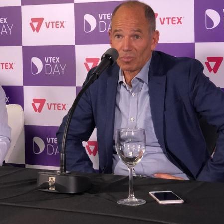 Marc Randolph, co-fundador e primeiro presidente da Netflix - Felipe Branco Cruz/UOL
