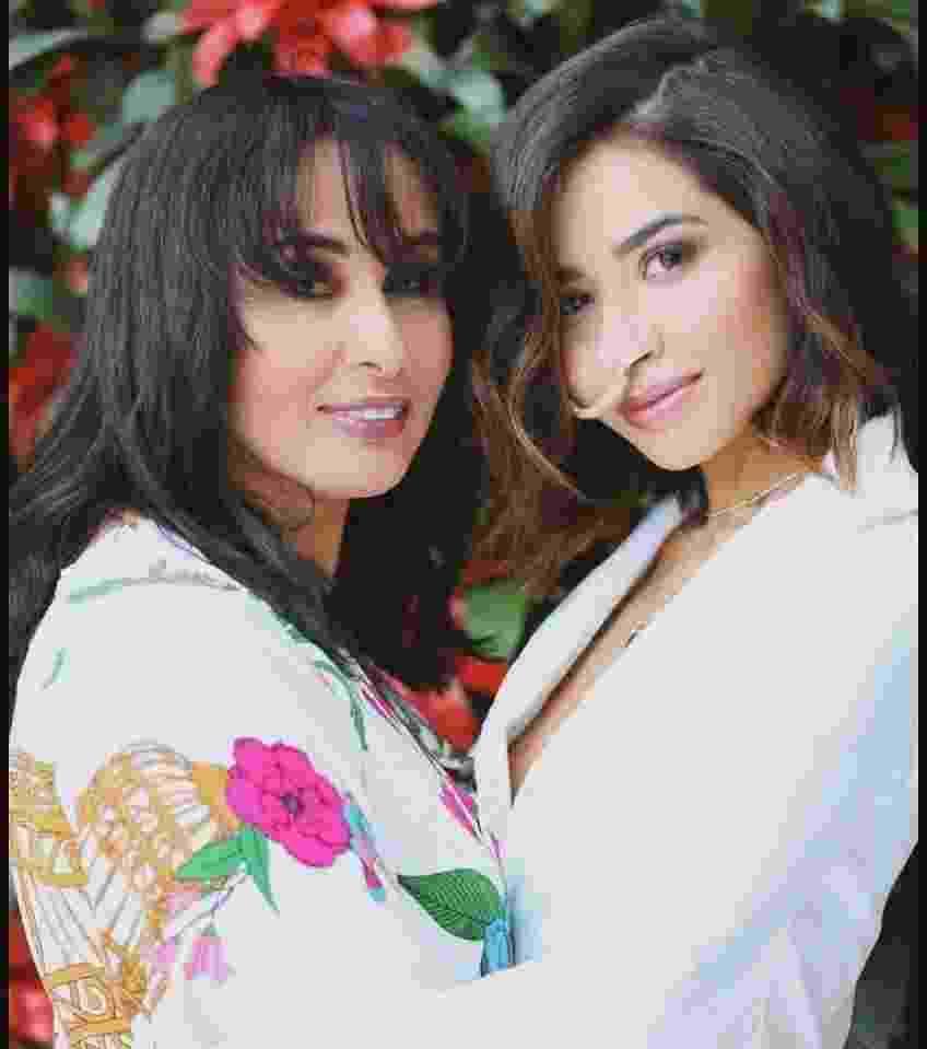 Eva e a filha Nara Almeida - Reprodução/Instagram/almeidanara