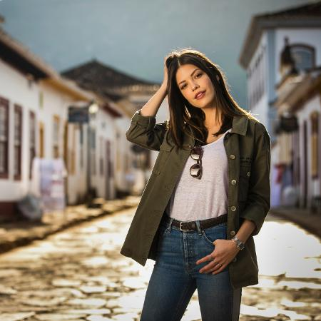 Vitória Strada   - João Miguel Junior/TVGlobo