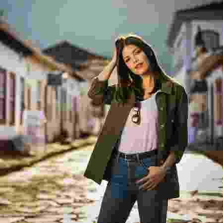 Vitória Strada   - João Miguel Junior/TVGlobo - João Miguel Junior/TVGlobo