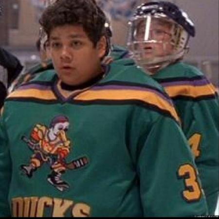 """Shaun Weiss, no filme """"Mighty Ducks"""" - Reprodução"""