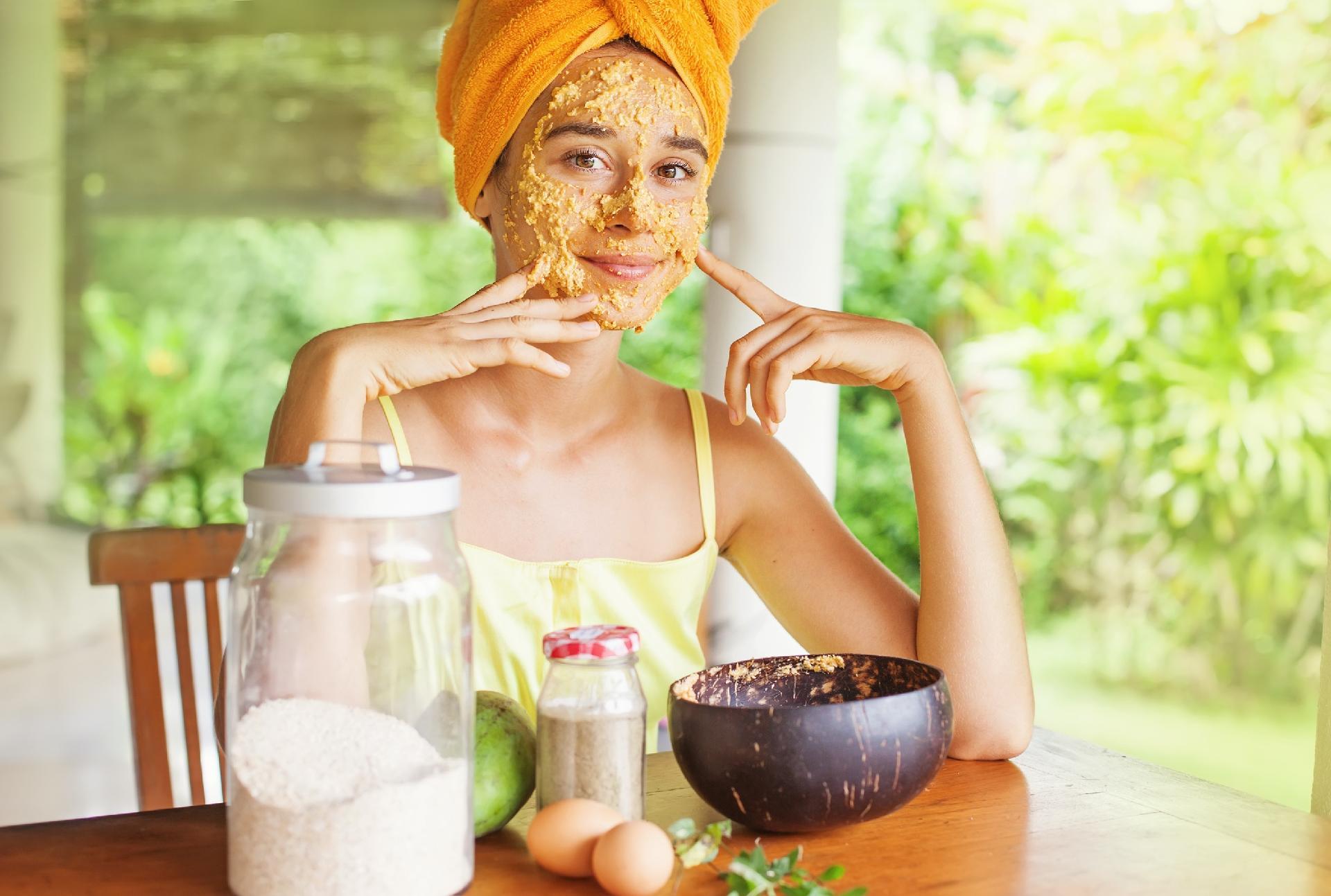 Aprenda 10 Receitas De Mascaras Para Esfoliar Iluminar E Hidratar O