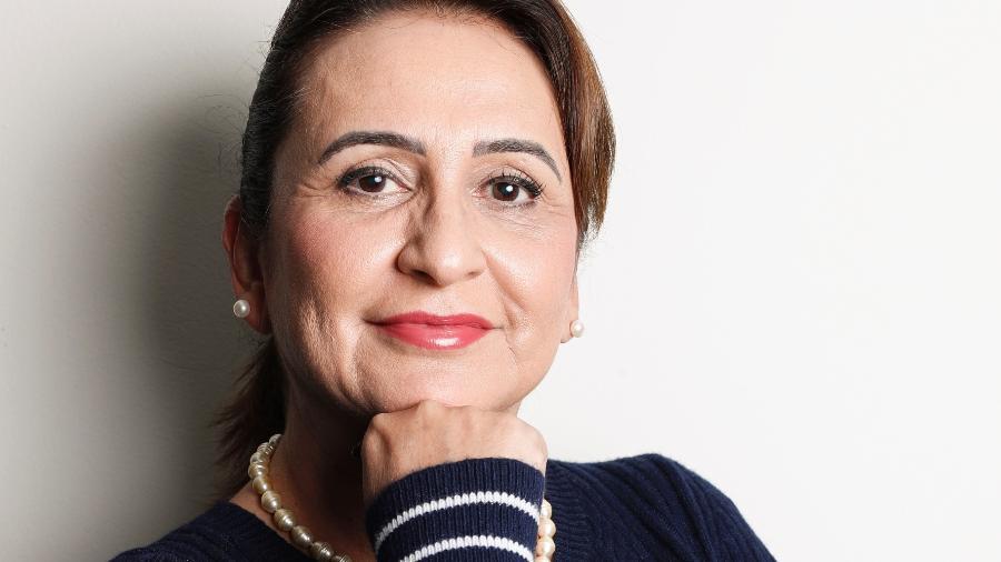 Kátia Abreu (PP-TO) é presidente da Comissão de Relações Exteriores e Defesa Nacional do Senado - Lucas Lima/Universa