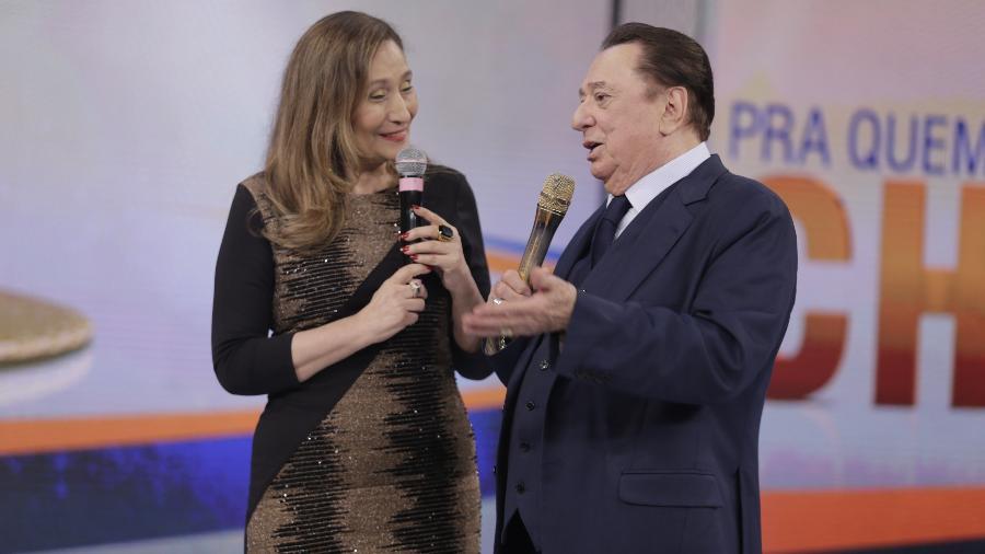 """Sônia Abrão é a convidada do """"Quadro do Chapéu"""", neste sábado, no SBT - SBT"""