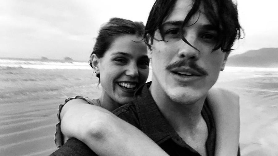 Pâmela Tomé publica primeira foto com o namorado, Rômulo Neto - Reprodução/Instagram/tomepamela