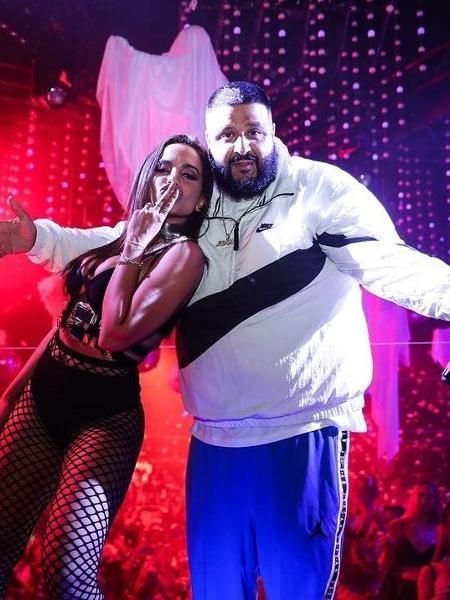 DJ Khaled, que já se apresentou com Anitta - Reprodução/Instagram/@anittado