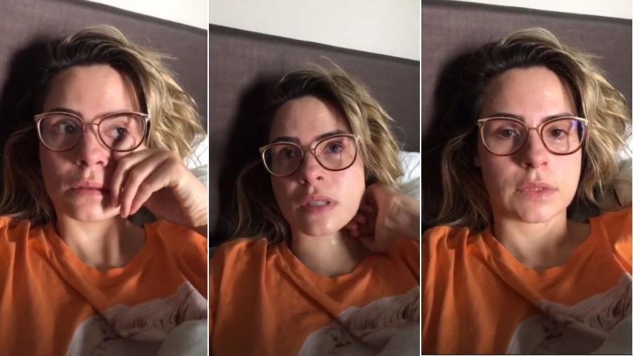 Ana Paula Renault lamenta morte de fã - Reprodução/Instagram