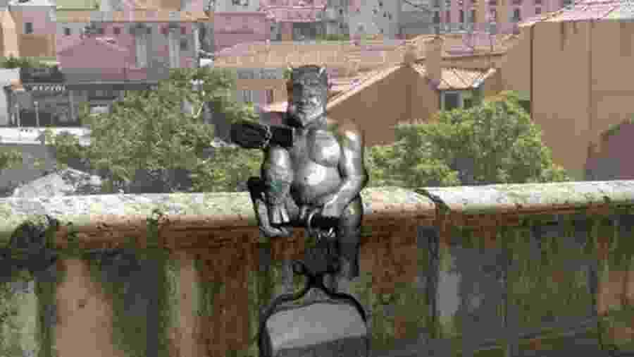 Prefeitura de Segovia/Divulgação via BBC