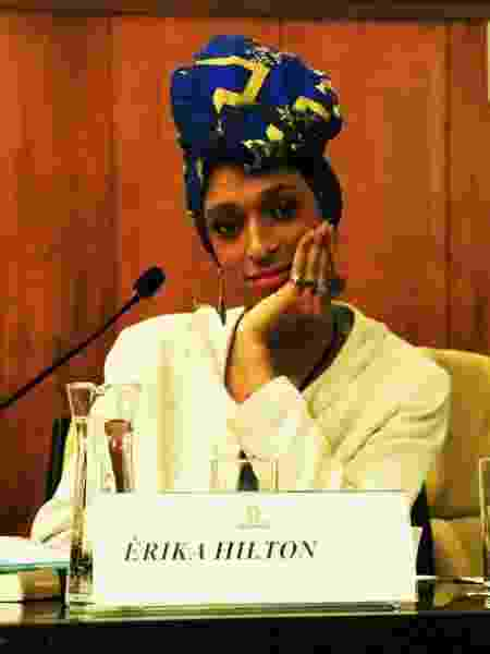 Érika Hilton, eleita com a Bancada Ativista em São Paulo, garante que grande parte da luta está em não perder direitos conquistados - Reprodução
