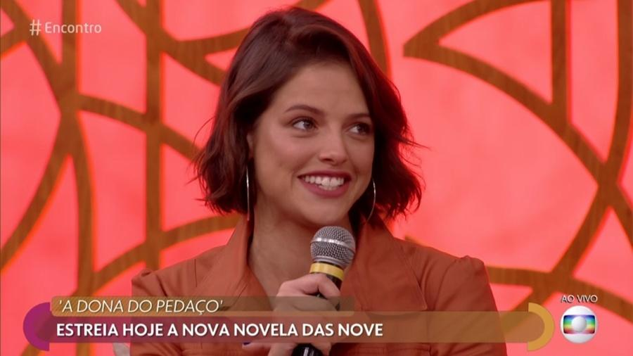 """Agatha Moreira fala sobre Josiane, sua personagem vilã de """"A Dona do Pedaço"""" - Reprodução/Globo"""