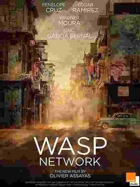 Pôster do filme Wasp Network - Divulgação - Divulgação