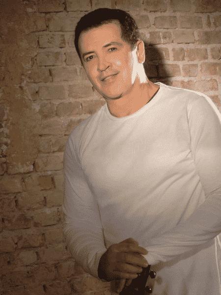 O cantor Beto Barbosa - Reprodução/Facebook