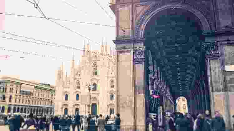 Milão, na Itália - iStock - iStock