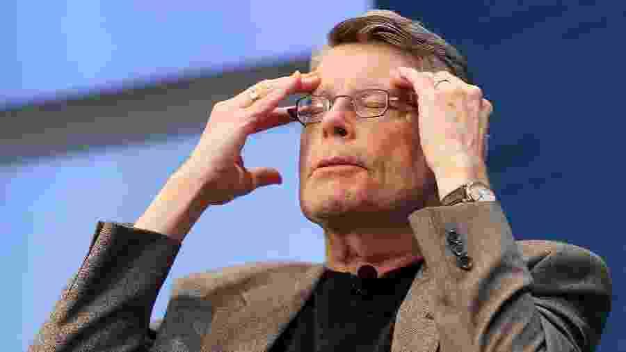 Stephen King polemiza e diz que qualidade tem mais valor do que diversidade - Marc Andrew Deley/Getty Images