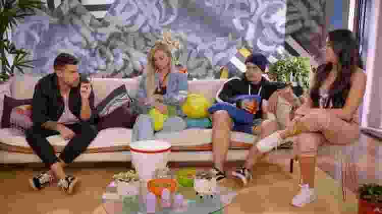 Participantes do De Férias com o Ex relembram os momentos mais importantes do reality - Reprodução/MTV